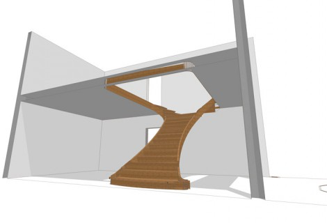 Escalier MONACO
